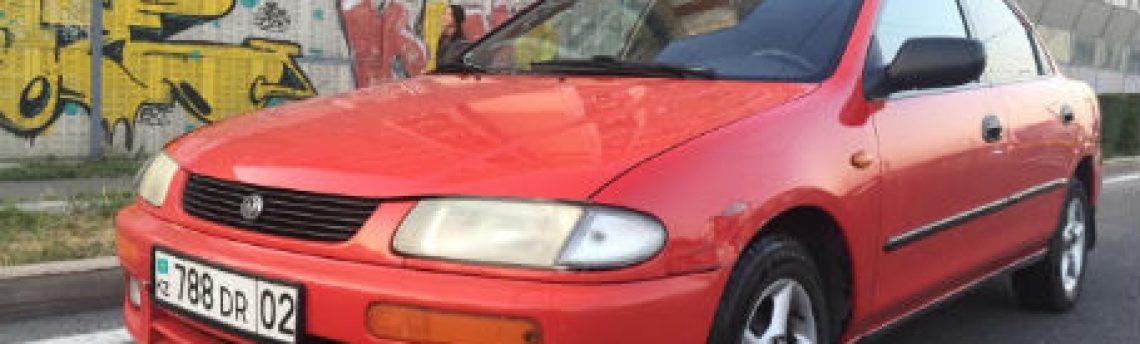 Mazda 323 '95