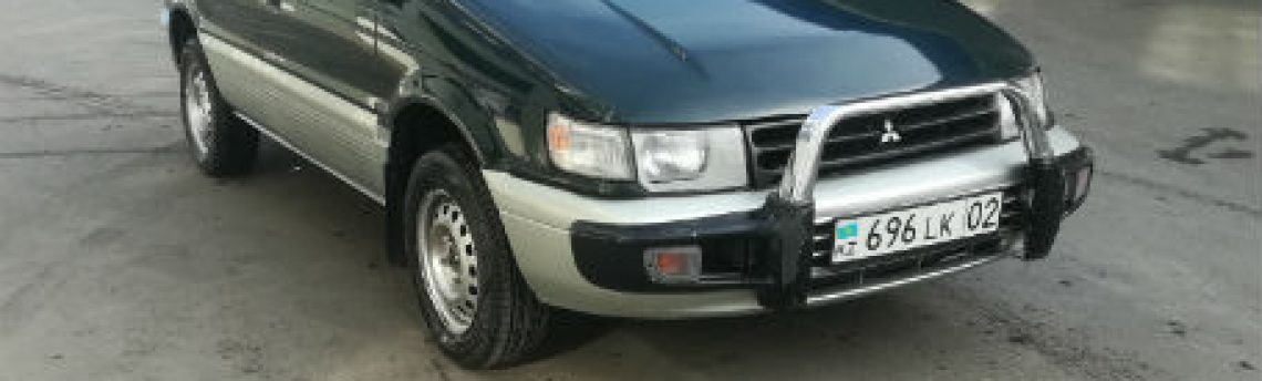 Mitsubishi RVR '96