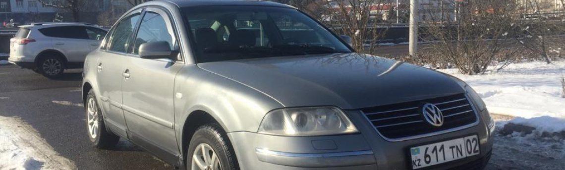 Volkswagen Passat '03