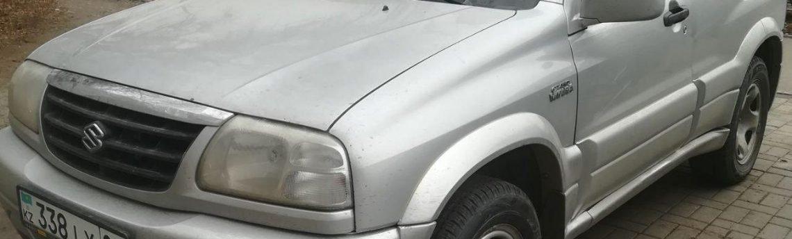Suzuki XL 7 для клиента по АКЦИИ!