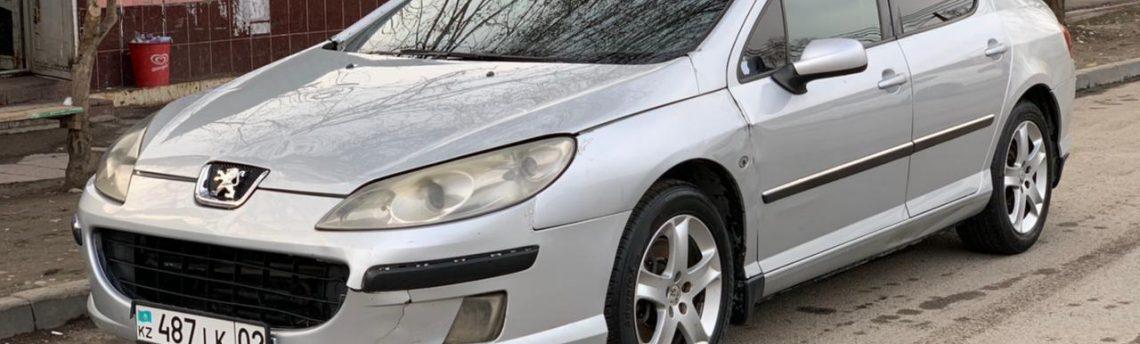 Peugeot 407 '2005